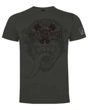 Tee-shirt Gaz Monkey Big Monkey