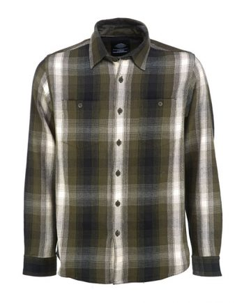 Chemise Dickies Parkersburg olive green