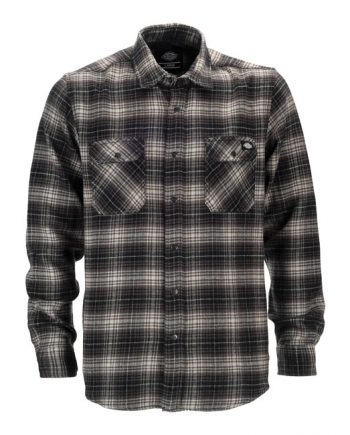 Chemise Dickies Sunfield Grey.